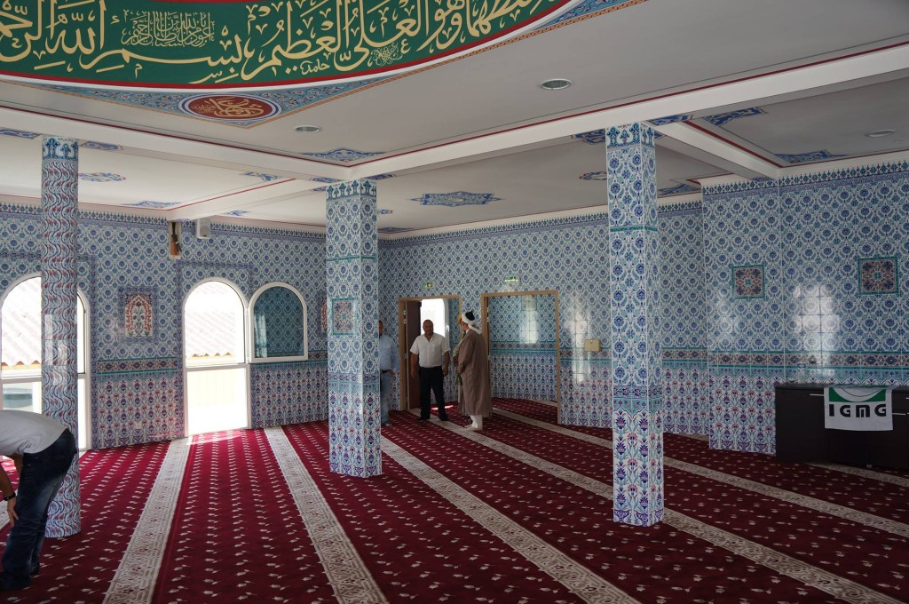 Inauguration de la mosquée turque de Châteadun6