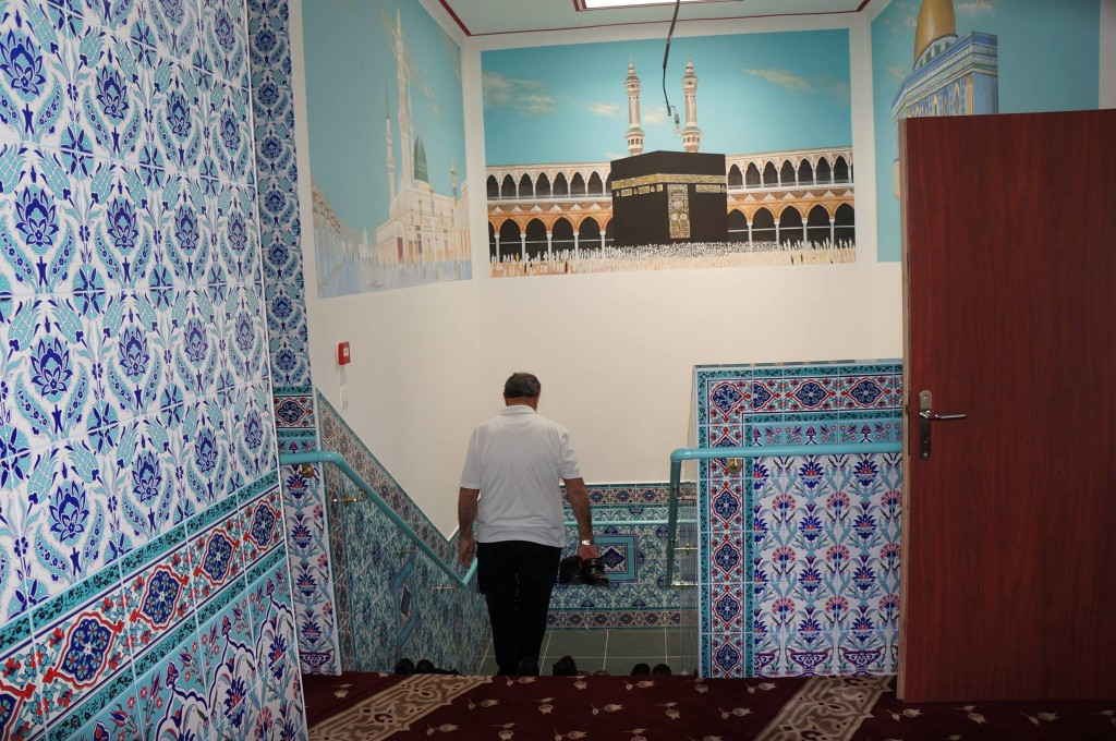 Inauguration de la mosquée turque de Châteadun9