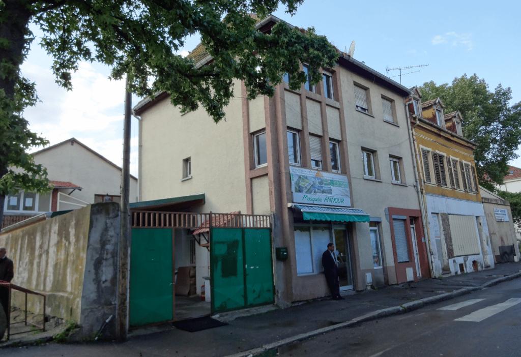 La mosquée Annour de Mulhouse