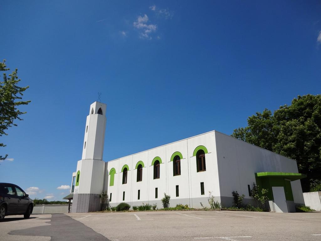 La mosquée Sounna de Besançon