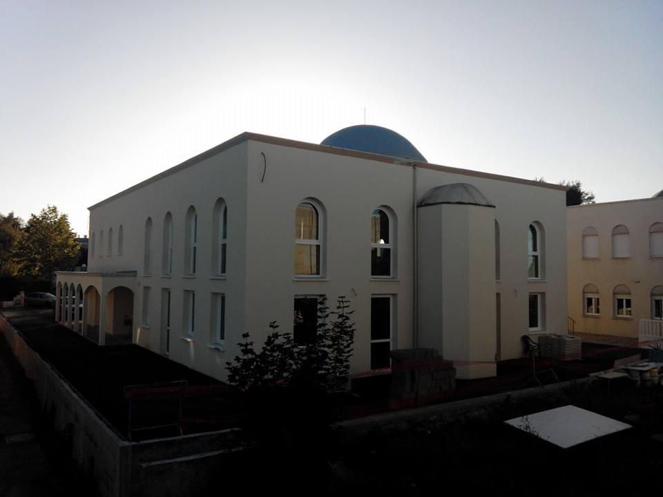 La mosquée turque de Châteadun