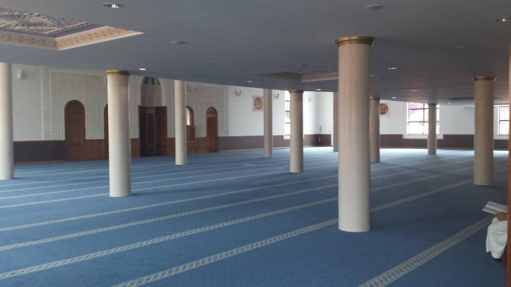 Oouverture de la mosquée de Reims 27 juin 2014