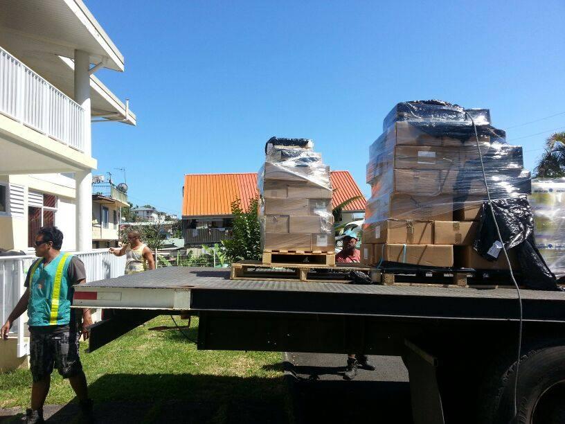 Plus d'une tonne de livres du Saint Coran envoyés en Polynésie