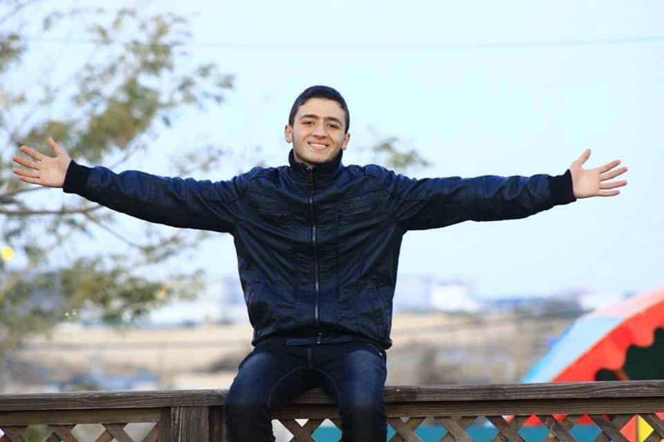 Anas Qandeel 17 ans assassiné par Israël