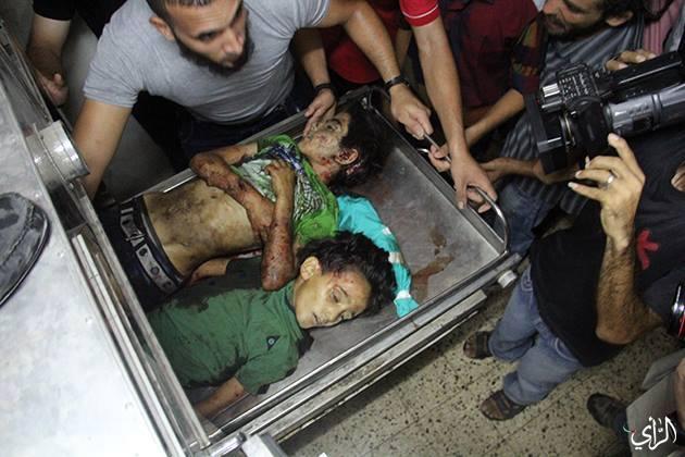 Israël tue dix enfants palestiniens le jour de l'Aïd El Fitr2