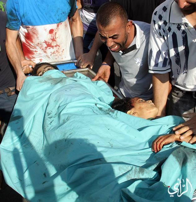Israël tue dix enfants palestiniens le jour de l'Aïd El Fitr4