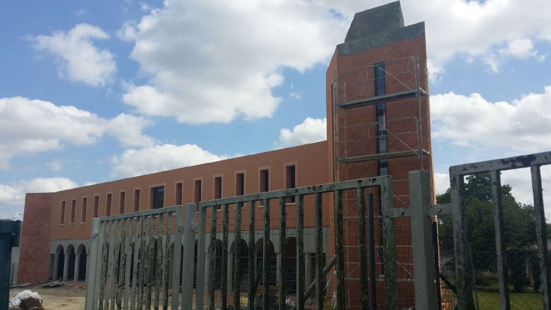 La mosquée de Blois ouvre partiellement