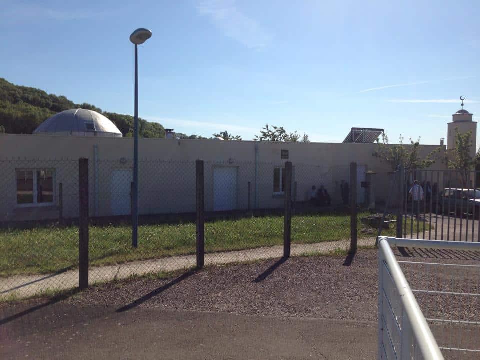 La mosquée de Vesoul1