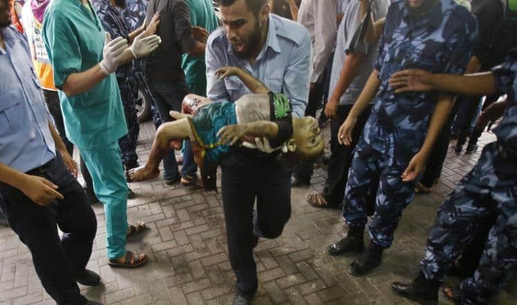 Massacre de Chajaya Gaza1
