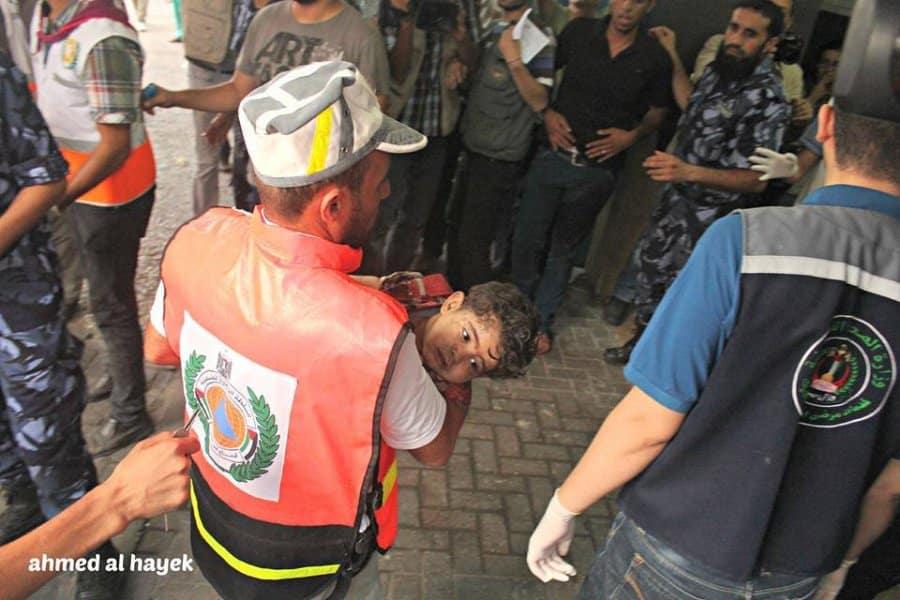 Massacre de Chajaya Gaza18