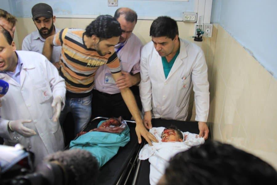 Massacre de Chajaya Gaza19