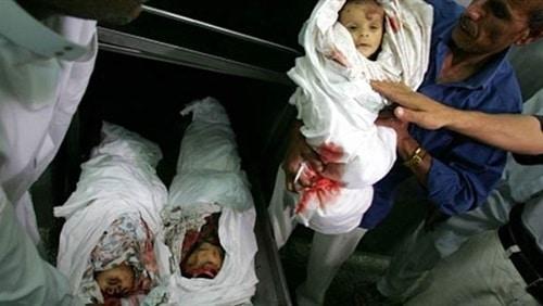 Massacre de Chajaya Gaza2