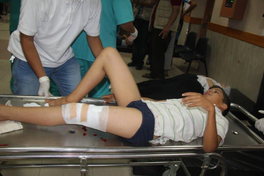 Massacre de Chajaya Gaza20