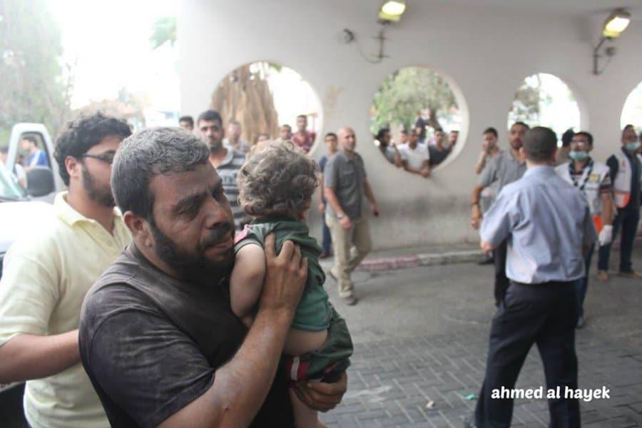 Massacre de Chajaya Gaza23