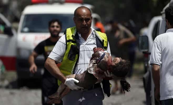 Massacre de Chajaya Gaza5