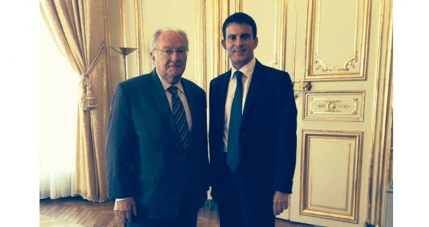 Roger Cukierman premier ministre de la France