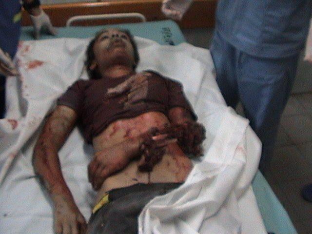 Trois adolescents palestiniens tués par Israël 5