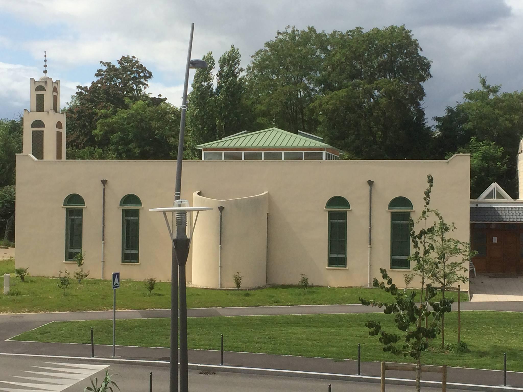 Communiqué de la mosquée Khadija d'Auxerre à propos de Rachid Birbach