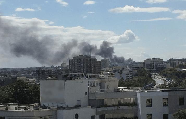 Incenide accidentel dans une mosquée de Bagneux