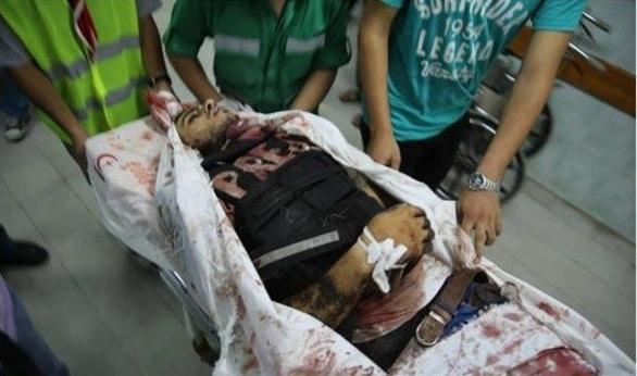 Israël tue Khaled Hamad journaliste Al-Jazeera