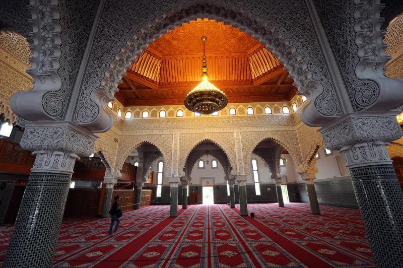 La Grande Mosquée de Saint Etienne 7