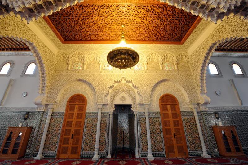 La Grande Mosquée de Saint Etienne 8