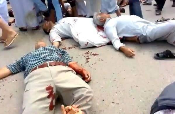 Massacre dans une mosquée sunnite en Irak 3