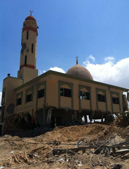 Mosquée Al-Harith Gaza