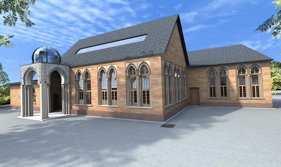 Mosquée de Conflans-Sainte-Honorine