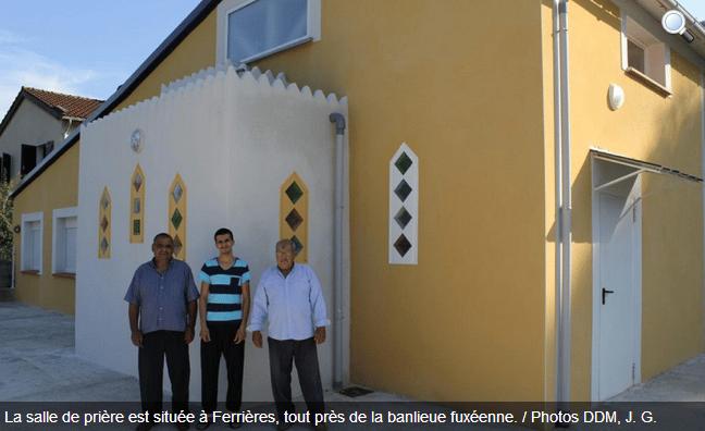 Salle de prière Foix