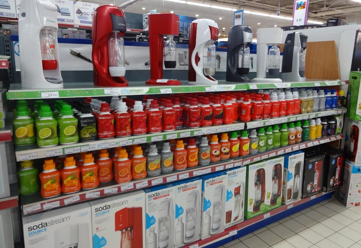 Sodastream Leclerc Viry 91