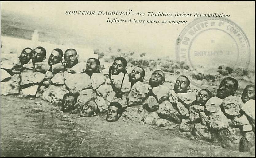 Têtes d'Agourai