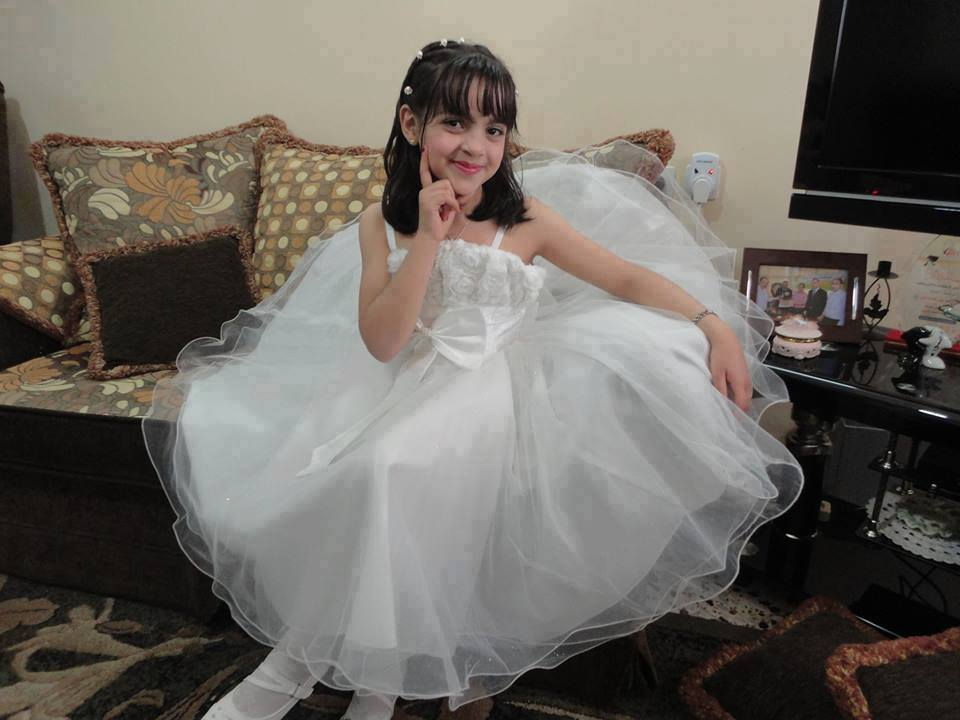 Yara El Farra tuée par Israël