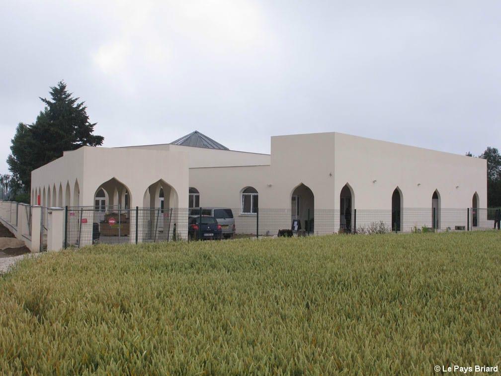 La mosquée de Coulommiers