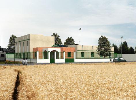Mosquée de Chilly Mazarin Morangis