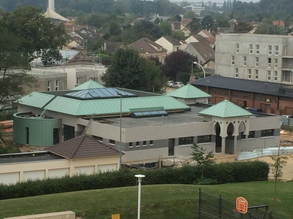 Mosquée de La Verrière