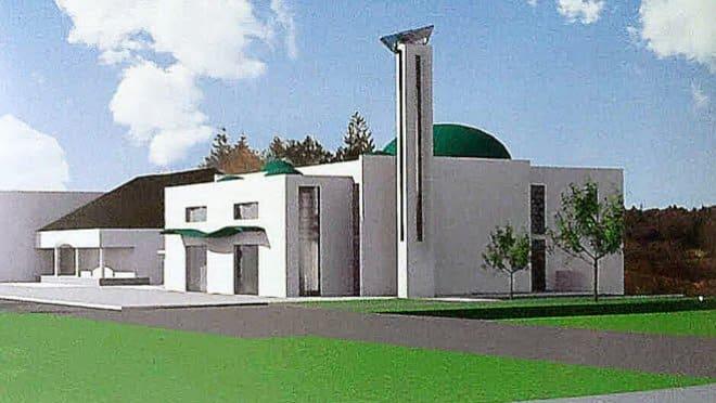 Mosquée turque de Quimper