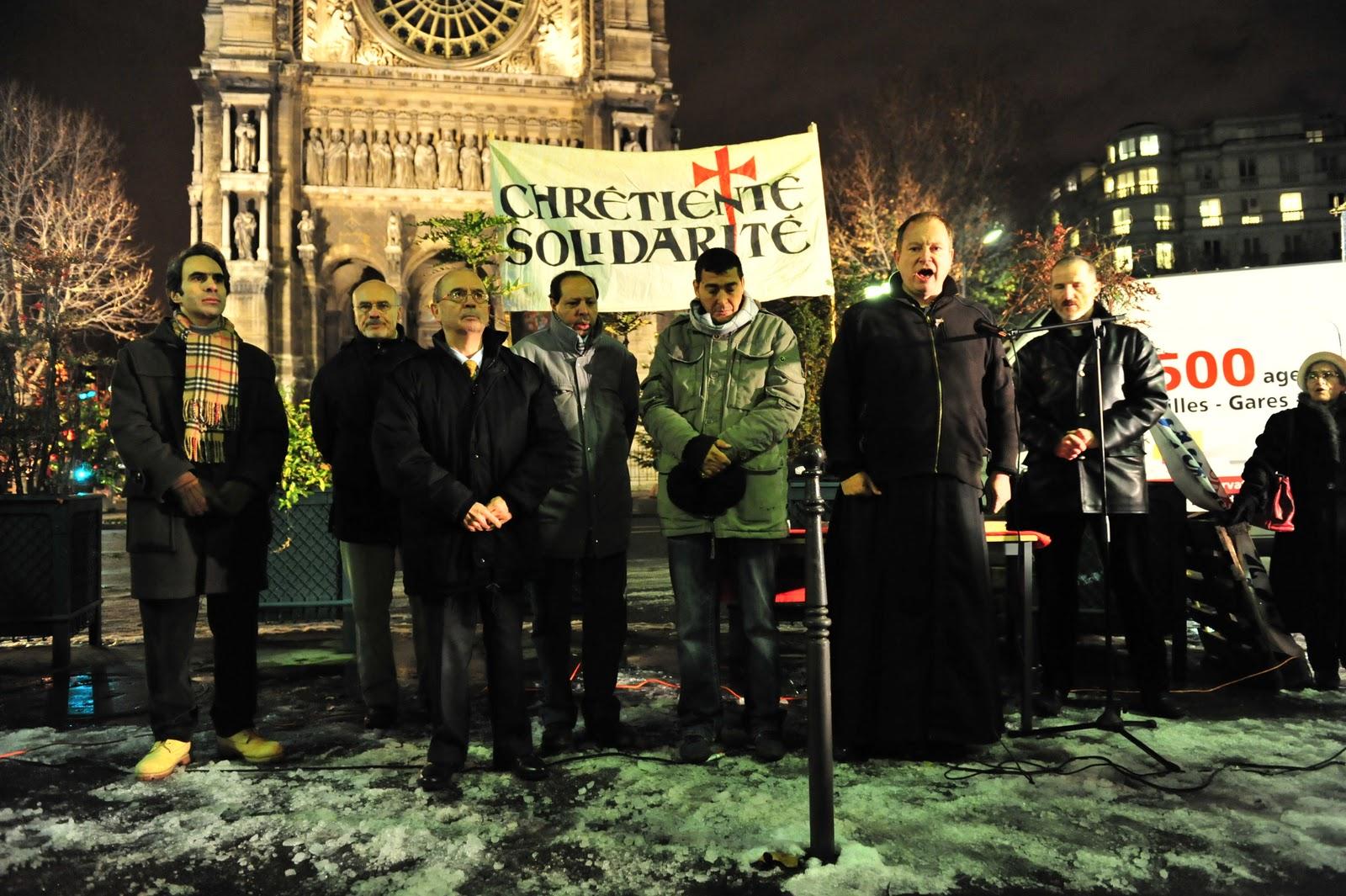 Chrétienneté-Solidarité