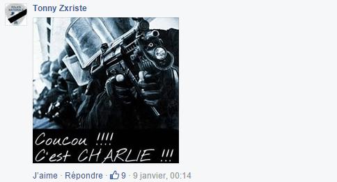 Incitation à la haine page facebook anti mosquée Strasbourg 1