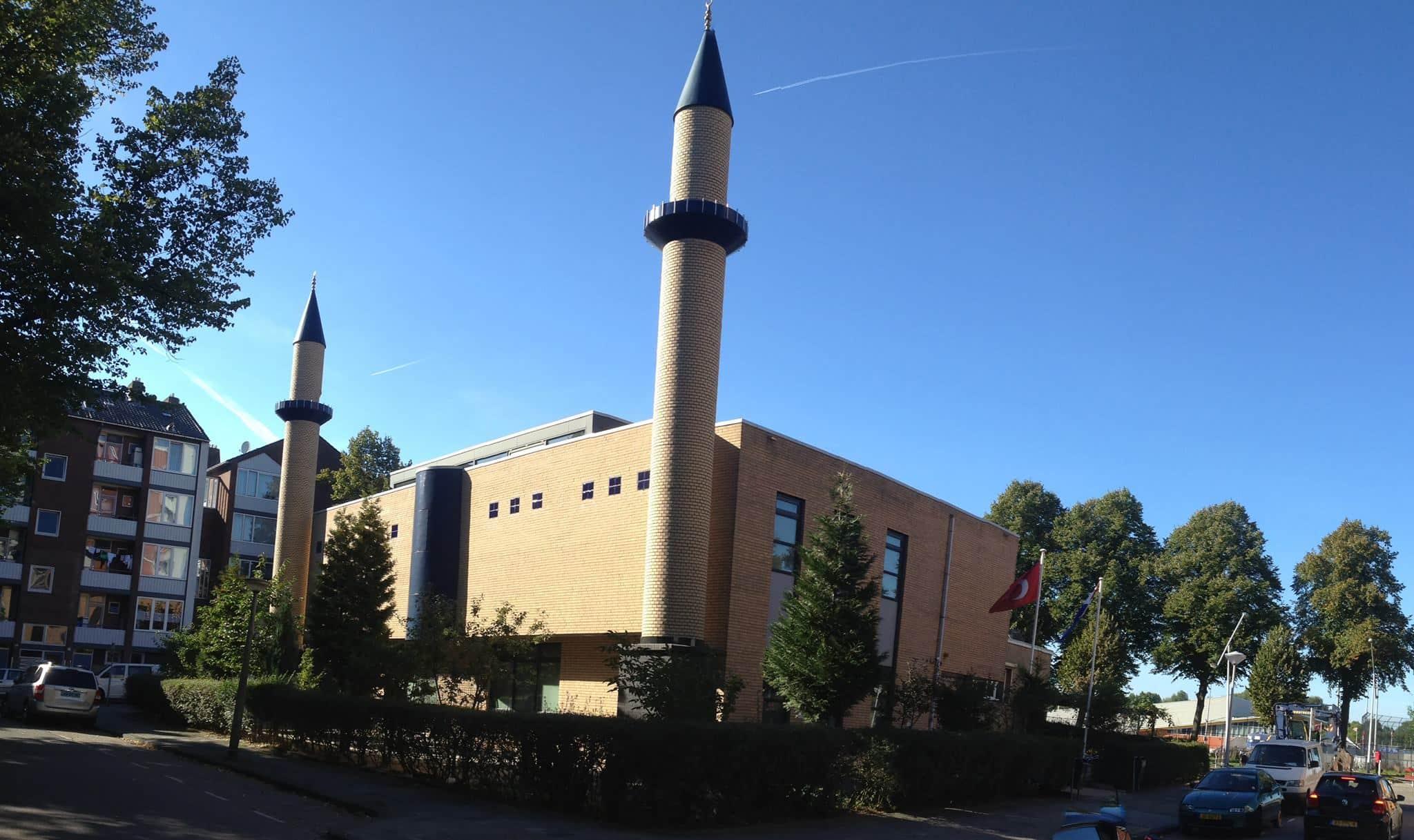 Mosquée Suleymaniye d'Amsterdam