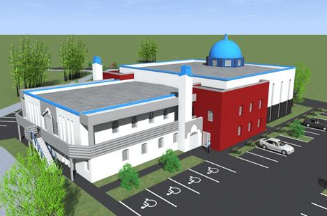 Mosquée de Longwy