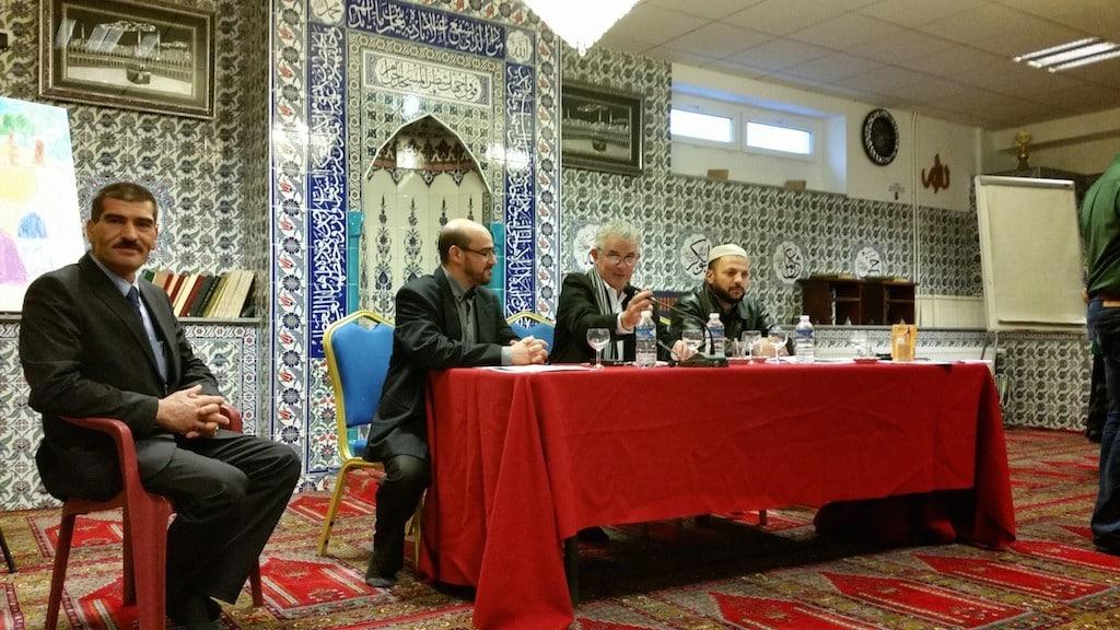 Mulhouse Quand musulmans et chrétiens échangent sur Abraham à la mosquée 4