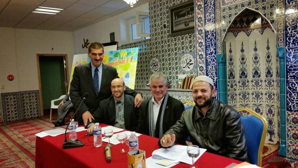 Mulhouse Quand musulmans et chrétiens échangent sur Abraham à la mosquée 7