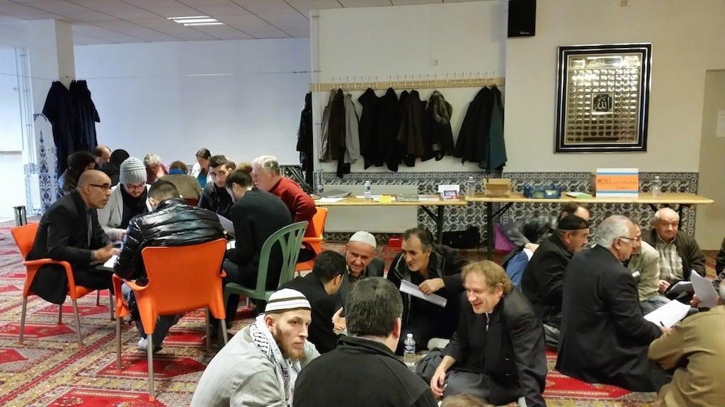 Mulhouse Quand musulmans et chrétiens échangent sur Abraham à la mosquée 8