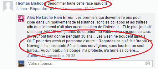 Page Facebook anti mosquée Strasbourg 8