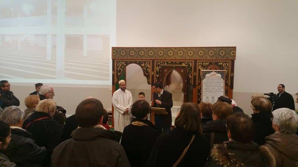 La mosquée Bilal de Roubaix se visite 2