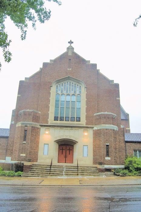 La mosquée de St. Paul