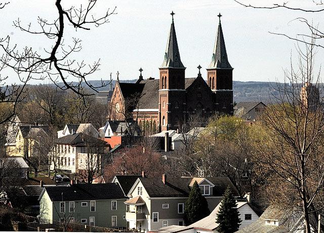 La mosquée de Syracuse