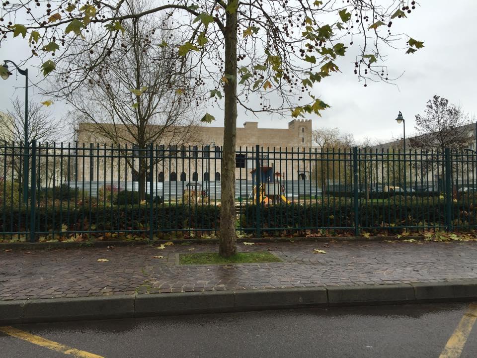 Une deuxième mosquée en construction à Mantes-la-Jolie2