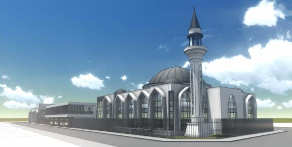 mosquée Euup Sultan de Roubaix